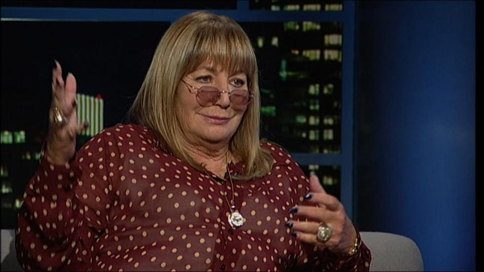 Actress-director-producer Penny Marshall image