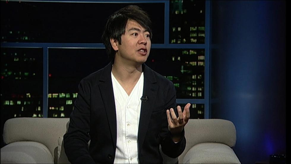 Classical pianist Lang Lang image