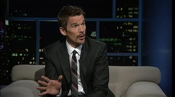 Actor-writer-director Ethan Hawke