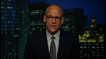 Journalist John Heilemann