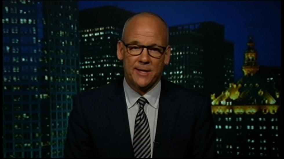 Journalist John Heilemann image