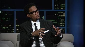 Comedian-actor D.L. Hughley image