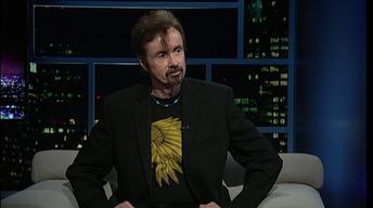 Writer T.C. Boyle