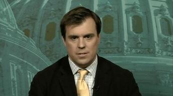 Political Writer Jonathan Martin