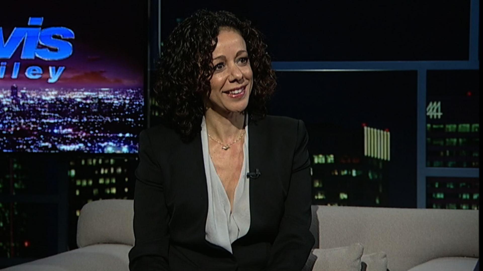 Jazz singer-songwriter Luciana Souza  image