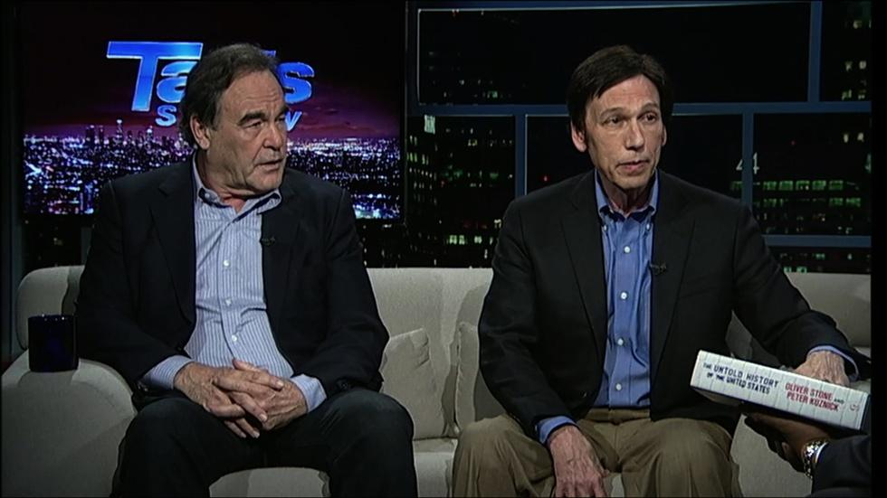Oliver Stone & Peter Kuznick, Part 2 image