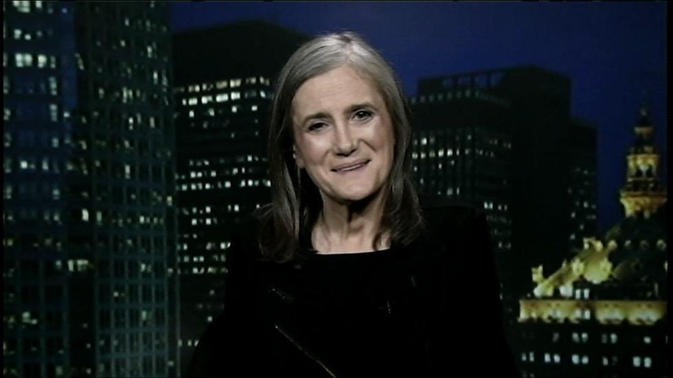Democracy Now! Host Amy Goodman image