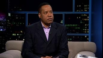Talk show host Larry Elder