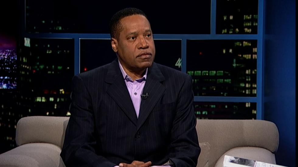 Talk show host Larry Elder image