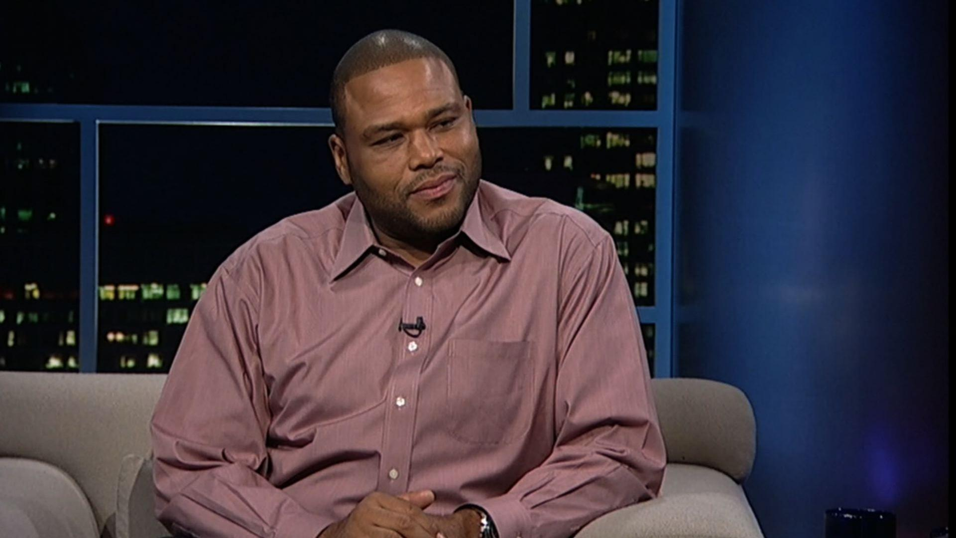 Actor Anthony Anderson image