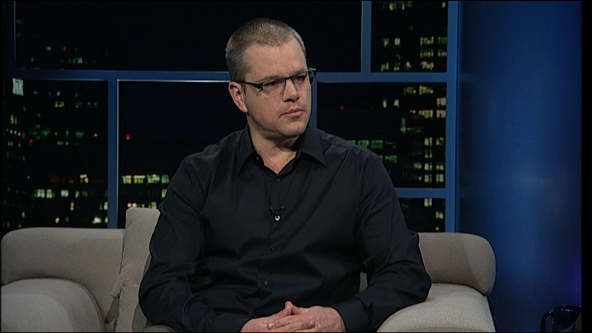 Actor-writer-producer Matt Damon, Part 2 image