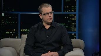 Actor-writer-producer Matt Damon, Part 2