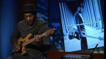 Jazz musician Marcus Miller