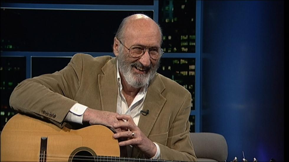 Singer-songwriter Noel 'Paul' Stookey image