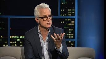 Actor John Slattery: Decemebr 20th, 2012