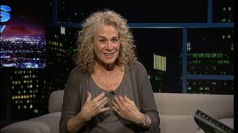 Singer-songwriter Carole King : December 21st, 2012