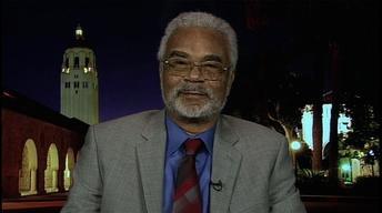 Historian Clayborne Carson