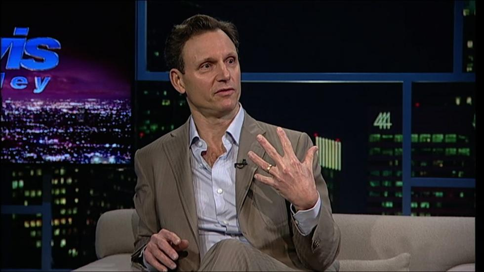 Actor-director-producer Tony Goldwyn image