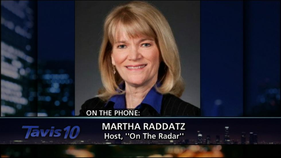 ABC News' Martha Raddatz image