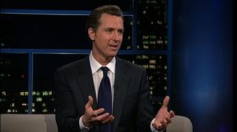 California Lt. Gov. Gavin Newsom