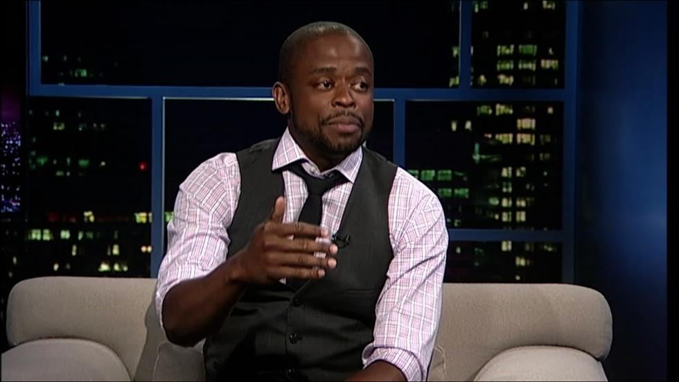 Actor Dulé Hill image