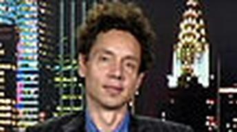 Malcolm Gladwell: Monday, 10/26