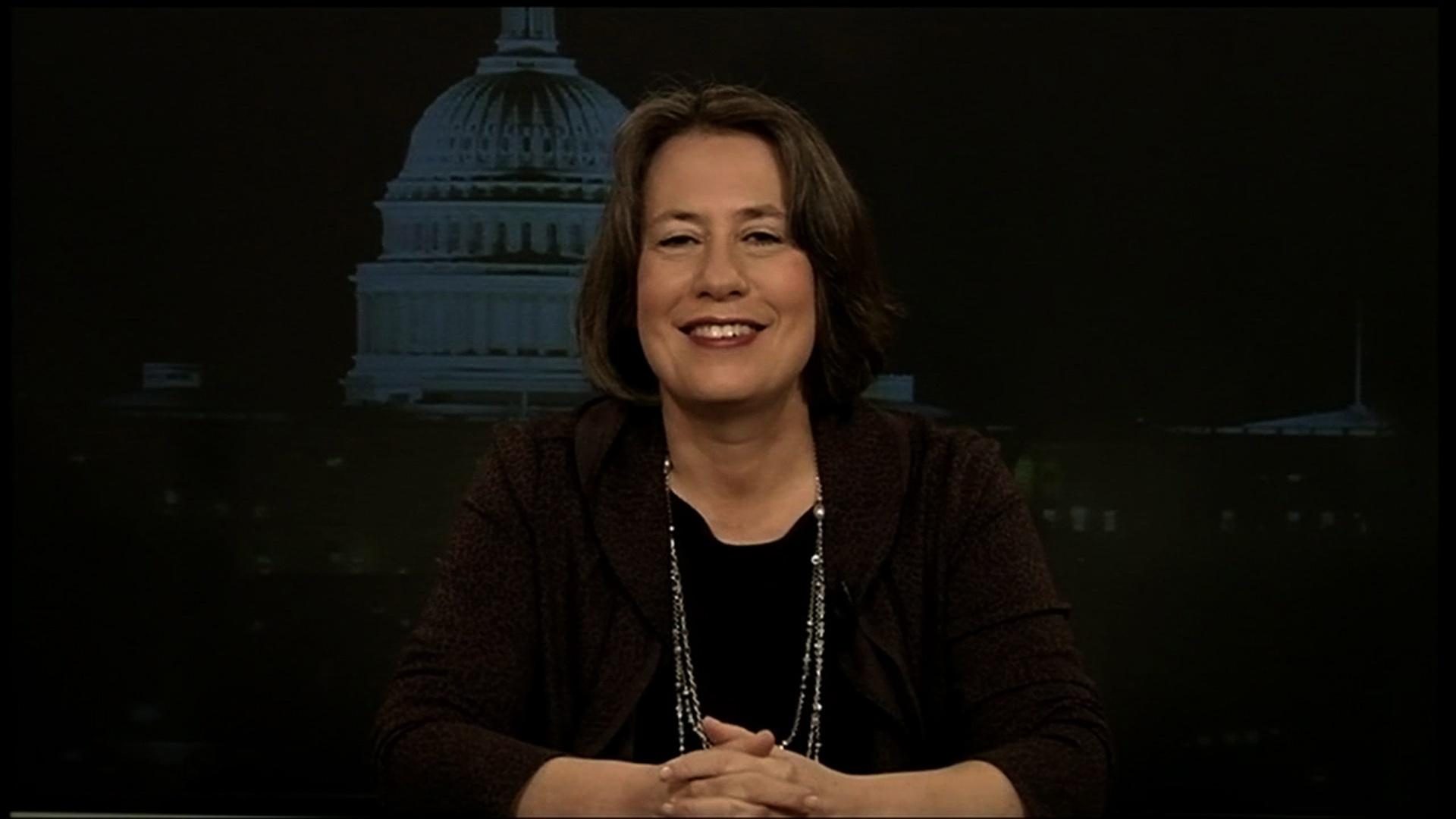 Former FDIC chair SheilaBair image