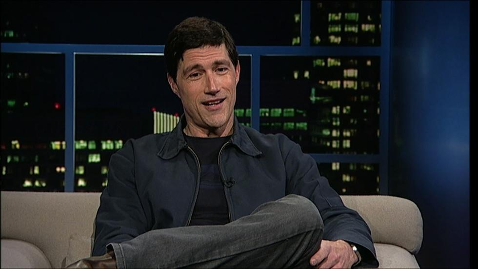 Actor Matthew Fox image