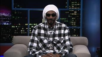Rapper Snoop Lion
