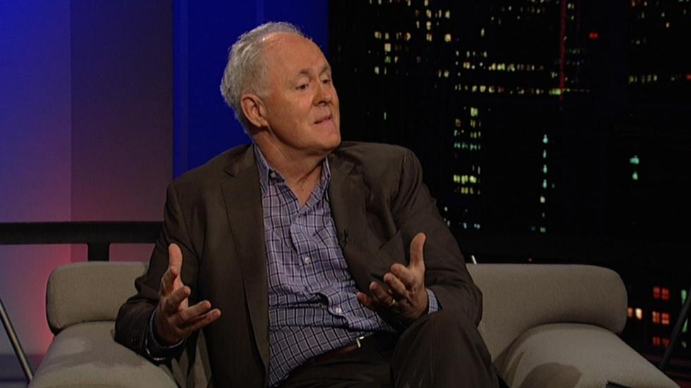 Actor-writer John Lithgow image