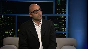 Actor-writer Ayad Akhtar image