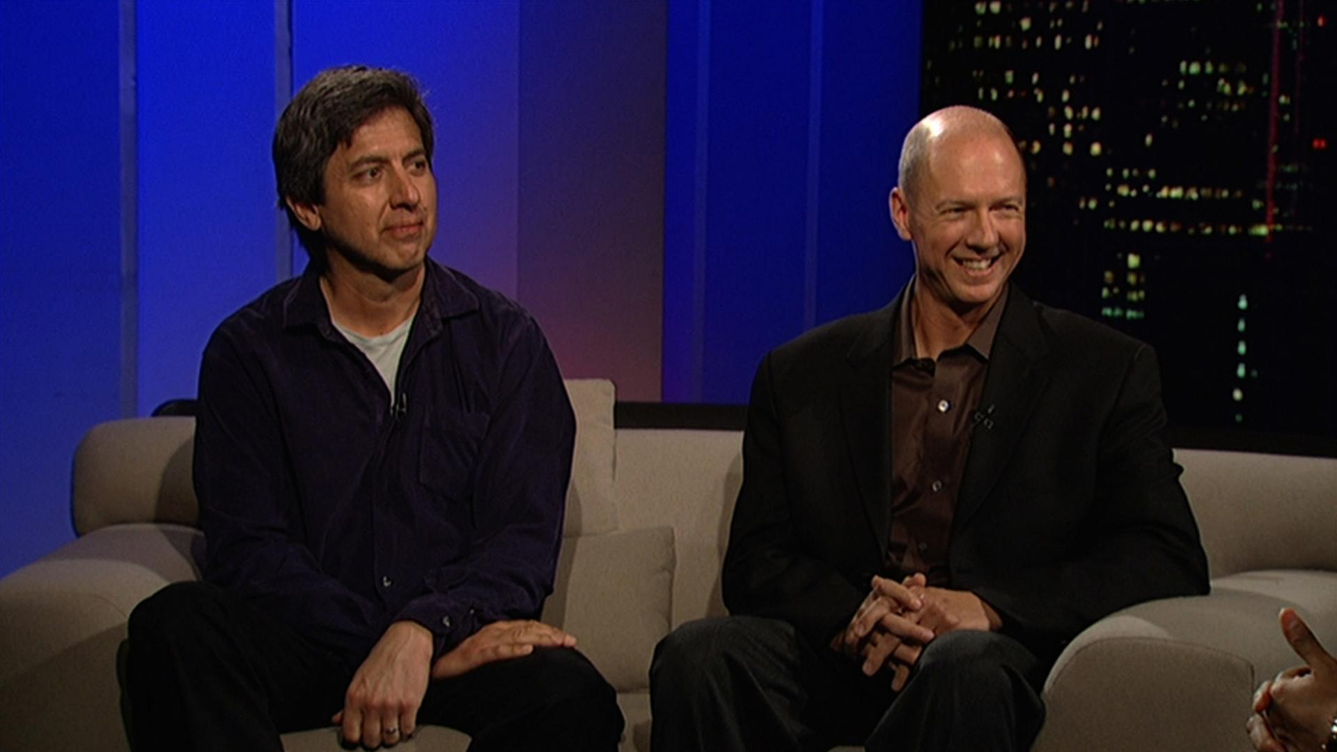 Actor Ray Romano & Producer Mike Royce image