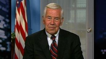 Sen. Richard Lugar - Highlight