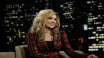 Bluegrass music superstar Alison Krauss