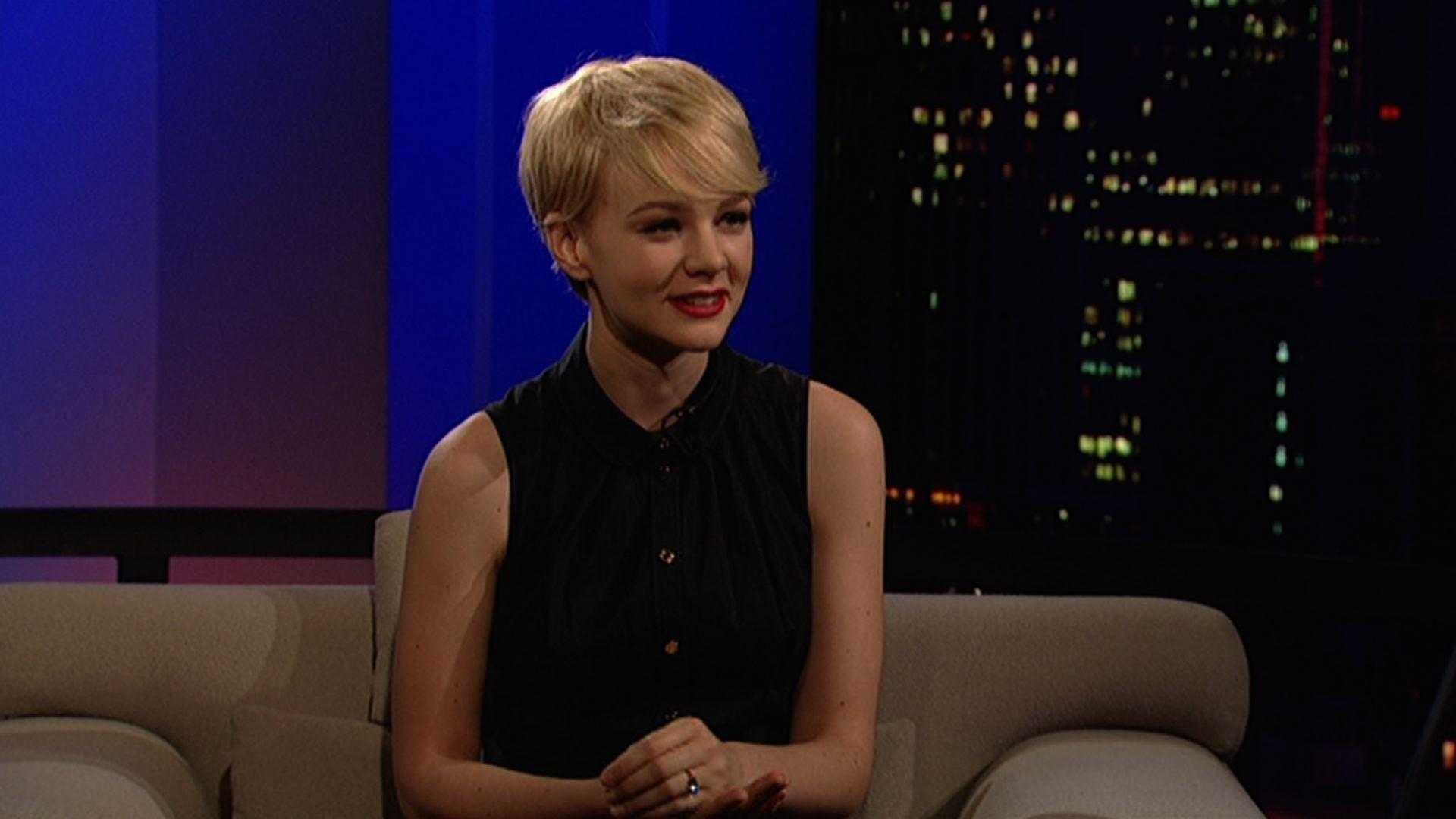 Actress Carey Mulligan image