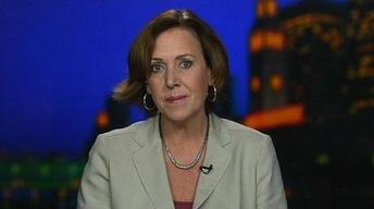 Salon.com's editor-in-chief Joan Walsh