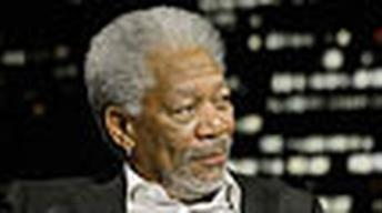 Morgan Freeman: Thursday, 12/10/09