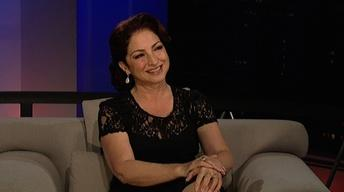 Singer-songwriter Gloria Estefan