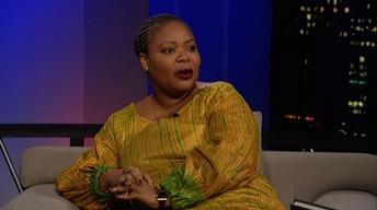 Peace activist Leymah Gbowee
