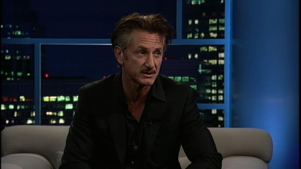 Actor-activist Sean Penn, Part 1 image