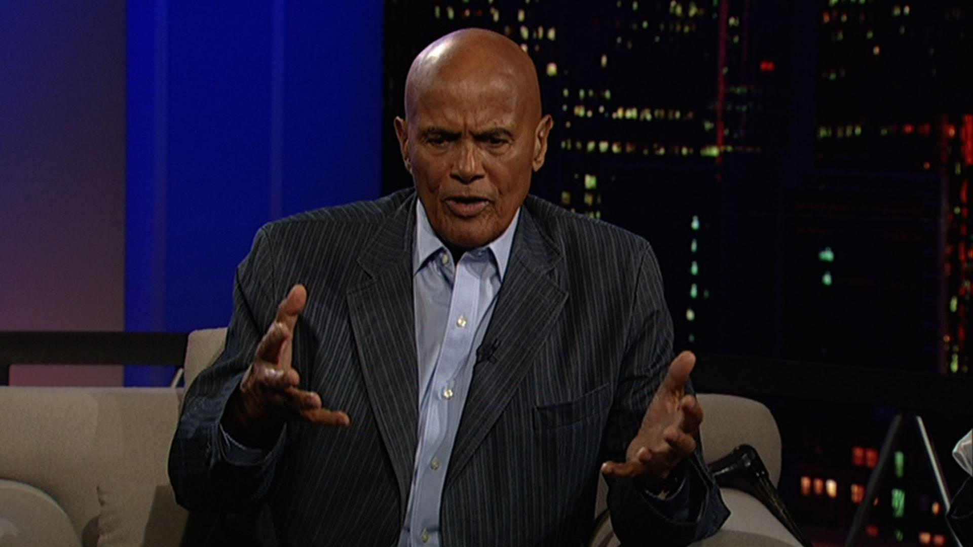 Actor-activist Harry Belafonte, Part 1 image