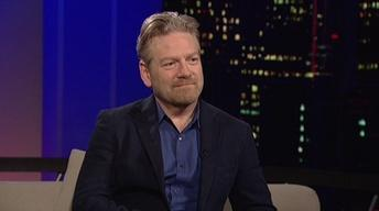 Actor-Director Kenneth Branagh