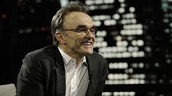 Oscar-winning filmmaker and co-producer Danny Boyle
