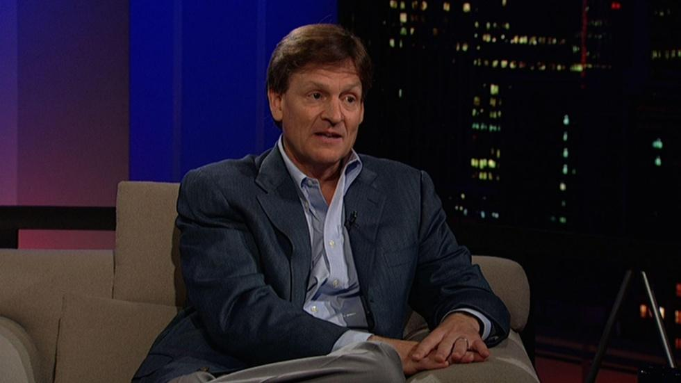 Author Michael Lewis image