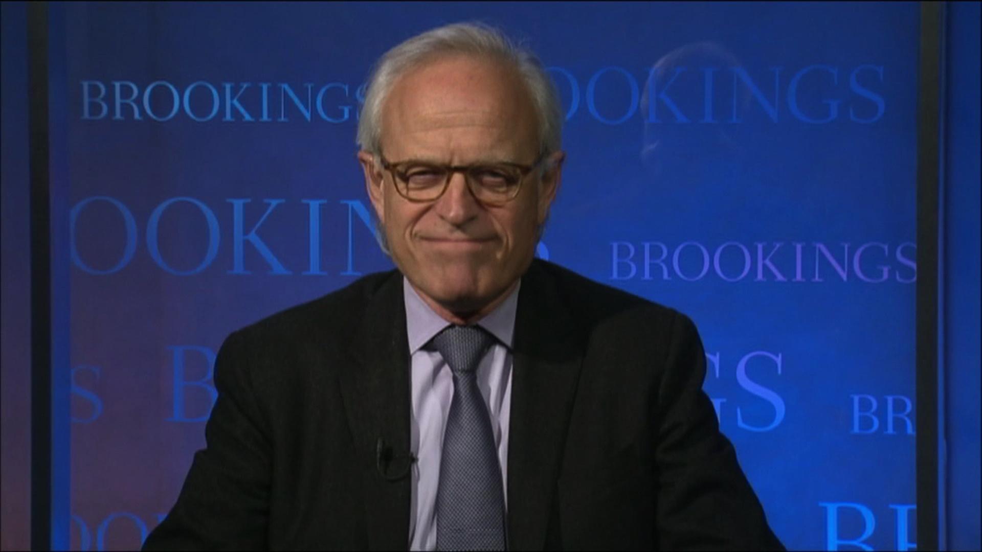 Former U.S. ambassador to Israel Martin Indyk image
