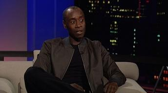 Actor-activist Don Cheadle image