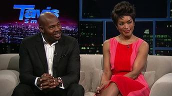 Actress Angela Bassett & director Antoine Fuqua