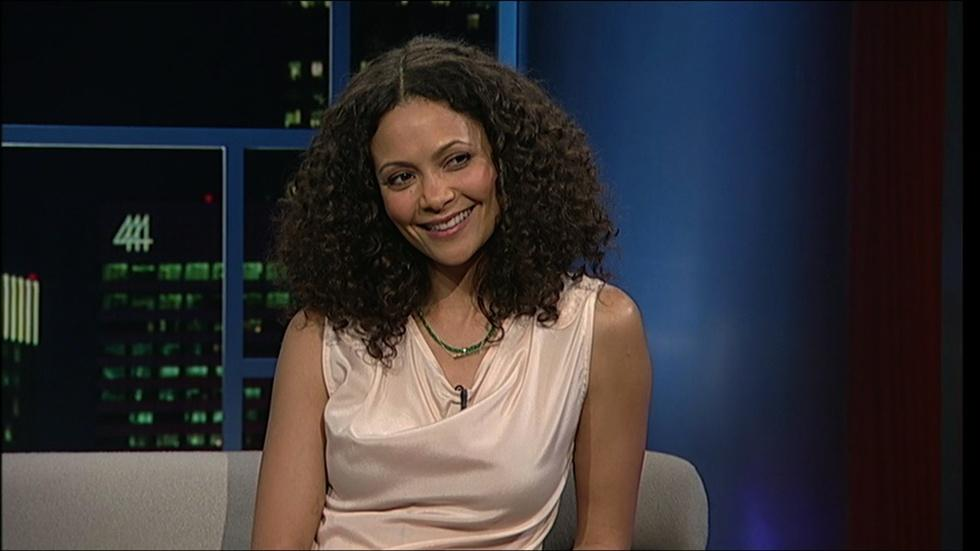 Actress Thandie Newton image