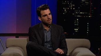 Actor Zachary Quinto image