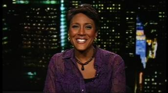 Journalist-author Robin Roberts